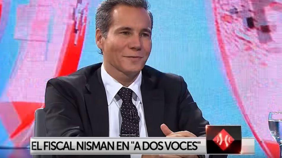 entrevista alberto nisman