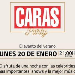 Caras Party.