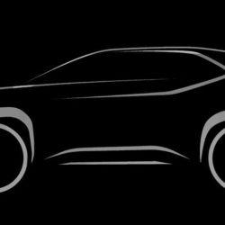 Teaser SUV Toyota