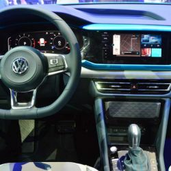 El concept de la pick-up Tarok fue presentada por VW en el Salón de San Pablo 2018.