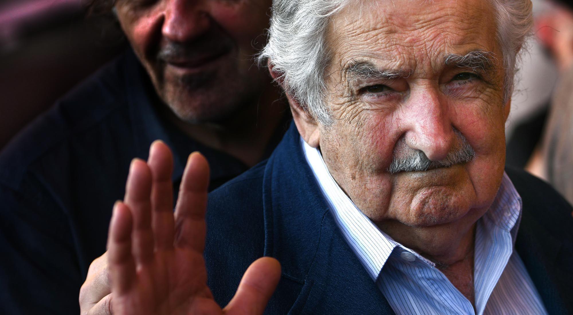 El ex presidente de Uruguay José Pepe Mujica.