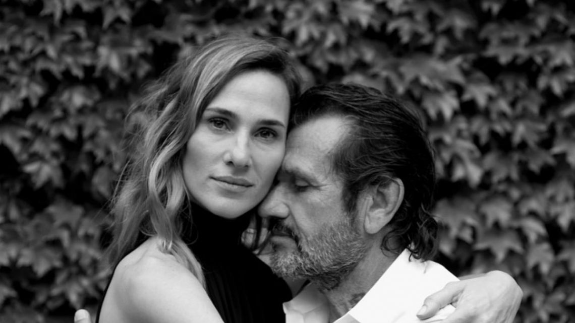 Lara Bernasconi habló sobre el escándalo que tiene a su marido como protagonista