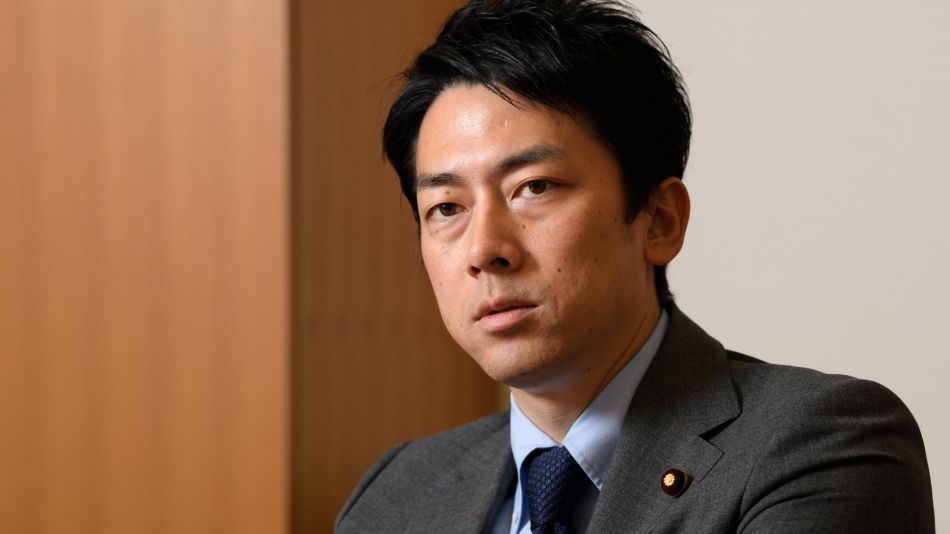 Japan's Favorite Next Leader Shinjiro Koizumi Says Country Needs Big Changes Fast