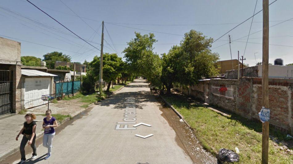 El trágico hecho se produjo en una vivienda ubicada en Florencio Varela al 300, a unas pocas cuadras de la autopista Ezeiza-Cañuelas.