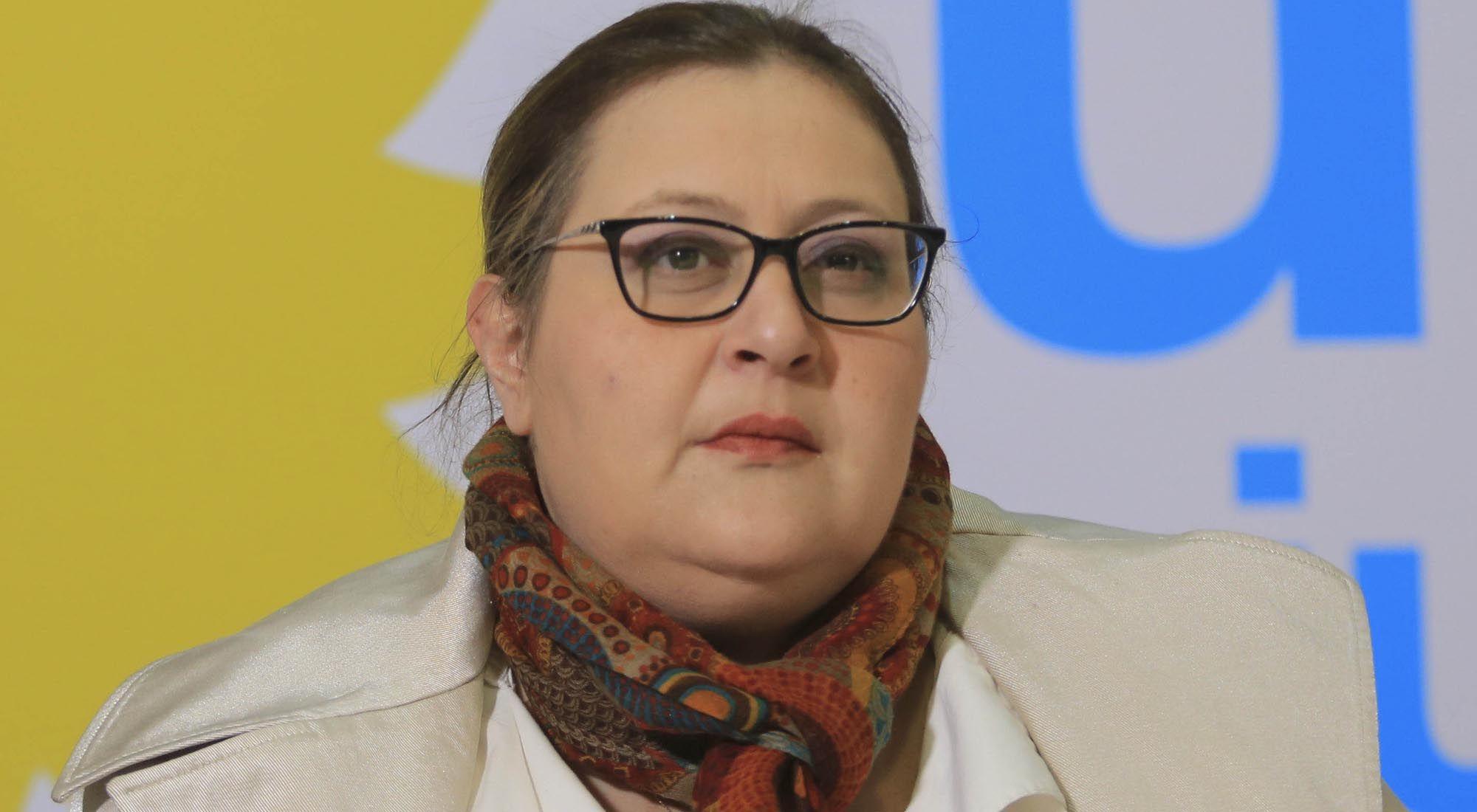 La abogada Graciana Peñafort.