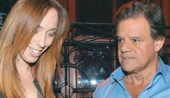 María Eugenia Vidal y Enrique Sacco protagonizan el romance del año