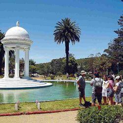 La Fuente de Venus, un lugar de peregrinación cargado de simbolismo.