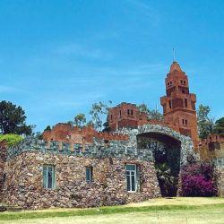 El castillo de Pittamiglio fue diseñado para aprovechar las corrientes energéticas de la tierra.