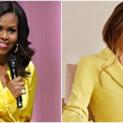 Entérate que comparten Michelle Obama y Pampita