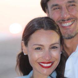 Pampita y García Moritán festejaron sus cumpleaños en Punta del Este con una megafiesta