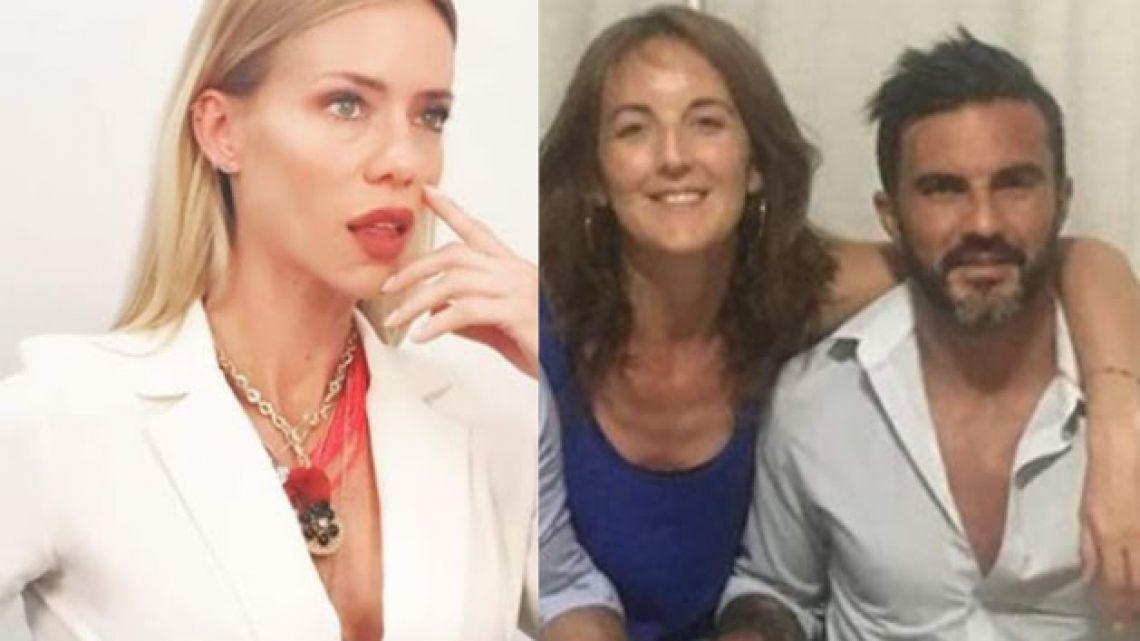 Ácida respuesta de Nicole Neumann a su excuñada, Soledad Cubero