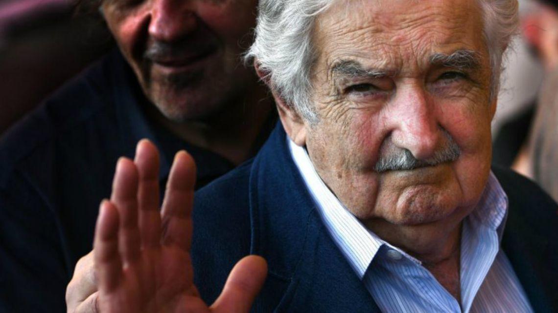 Former President José 'Pepe' Mujica