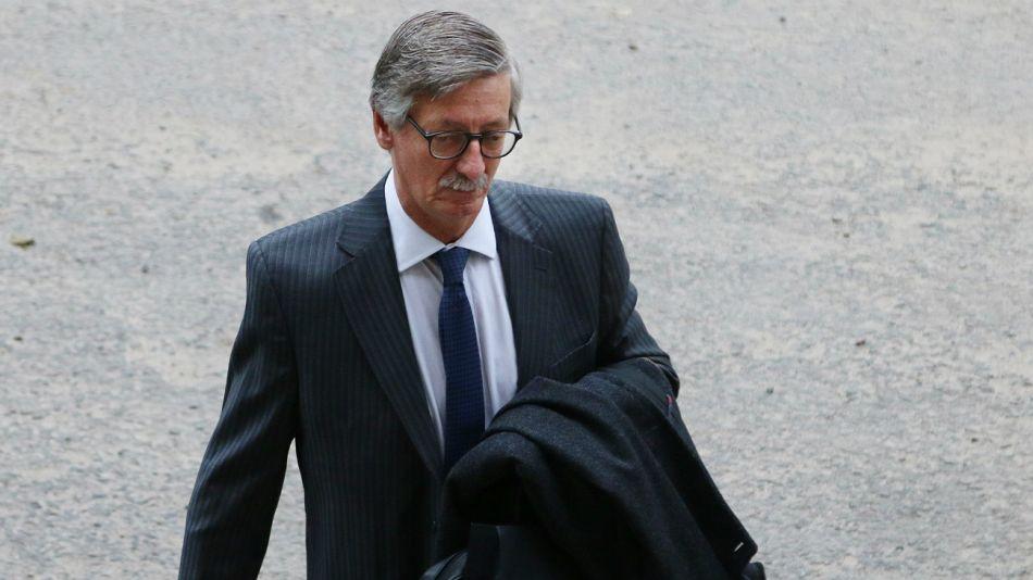 El fiscal Eduardo Taiano.