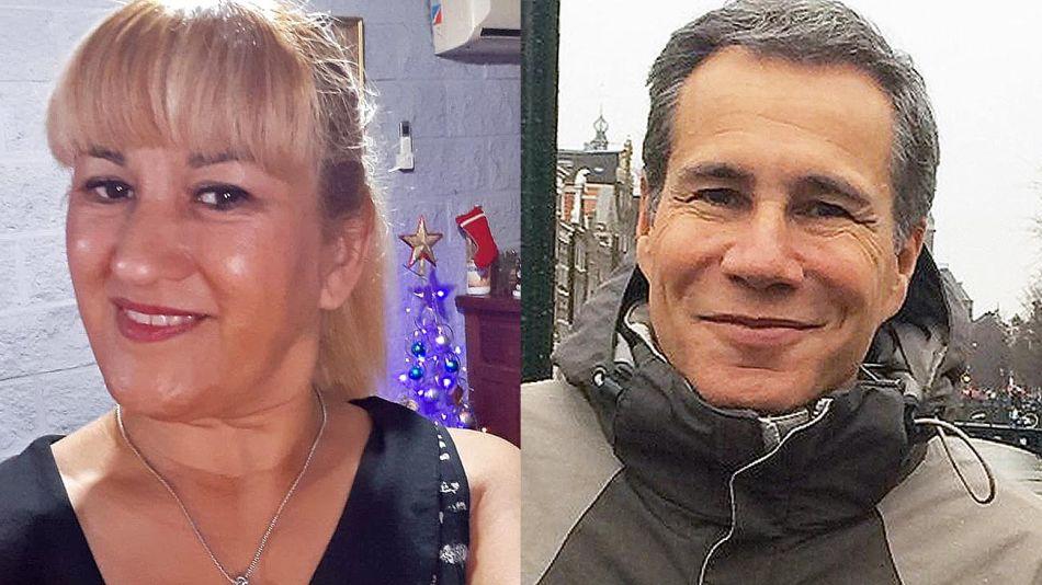 Gladys Gallardo y Nisman 20200117