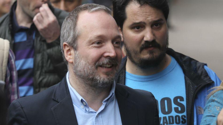 Martín Sabbatella, ex titular de la ex-AFSCA, vuelve a tener un cargo en el Gobierno.