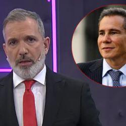 Pablo Duggan y Alberto Nisman