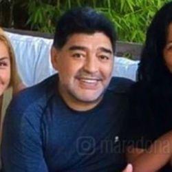 Verónica Ojeda hizo una fuerte declaración sobre Maradona