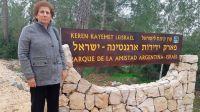 alberto nisman sara garfunkel madre israel 20200118