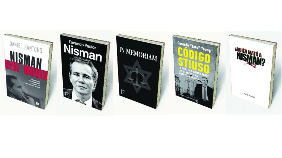 tapas libros alberto nisman 20200118