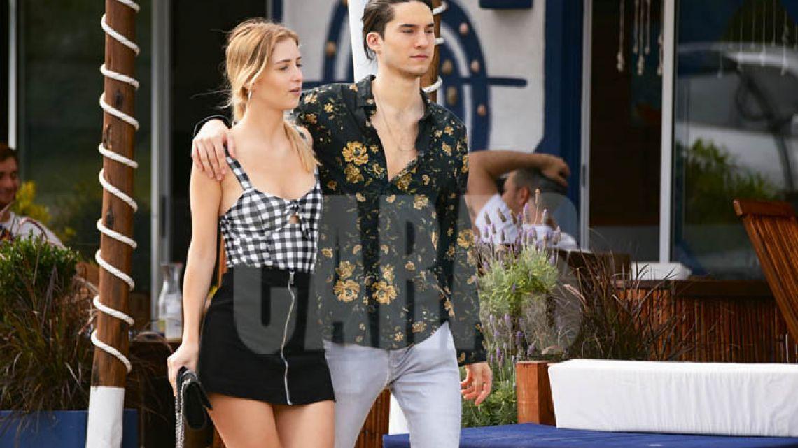 La curiosa coincidencia de Fran Tinelli con su ex novia, Marti Villar