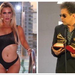 Andrés Calamaro y Alejandra Maglietti, ¿romance en puerta?