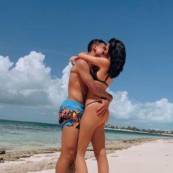 El romántico mensaje de amor de Oriana Sabatini a Paulo Dybala