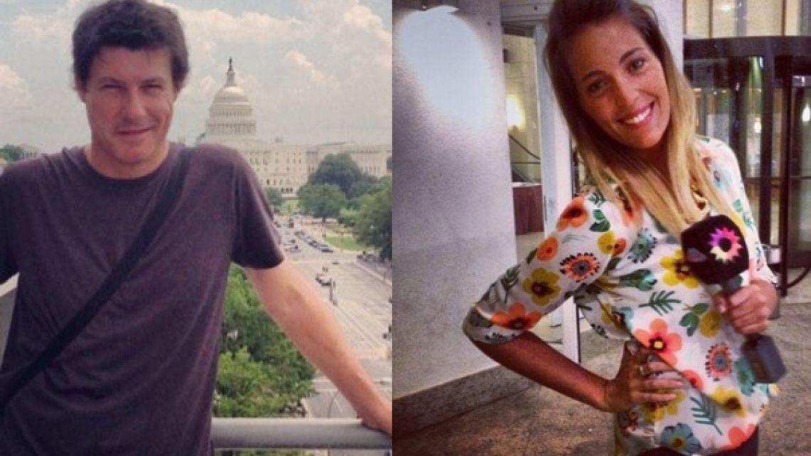 Noelia Antonelli y Federico Seeber se separaron tras diez años de amor