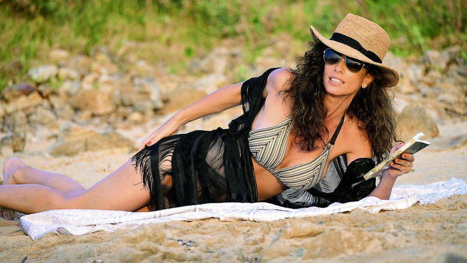 Analia Maiorona abrió su corazón desde Punta del Este