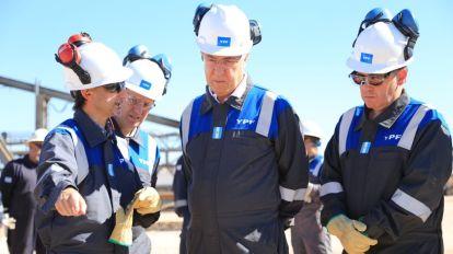 Nielsen propone construir un gasoducto para conectar Vaca Muerta con Brasil