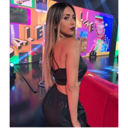 Ivana Salas, la novia de Diego Díaz