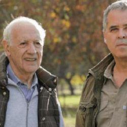 Topo Rodríguez con Lavagna | Foto:Cedoc