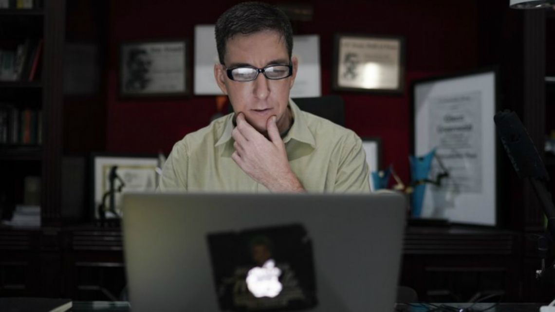 Journalist Glenn Greenwald has been charged with cybercrimes in Brazil