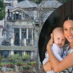 La nueva casa del príncipe Harry y Meghan Markle