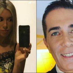 """Lara Piro, la novia de Rodolfo Barili, rompió el silenció: """"Estamos muy enamorados"""""""