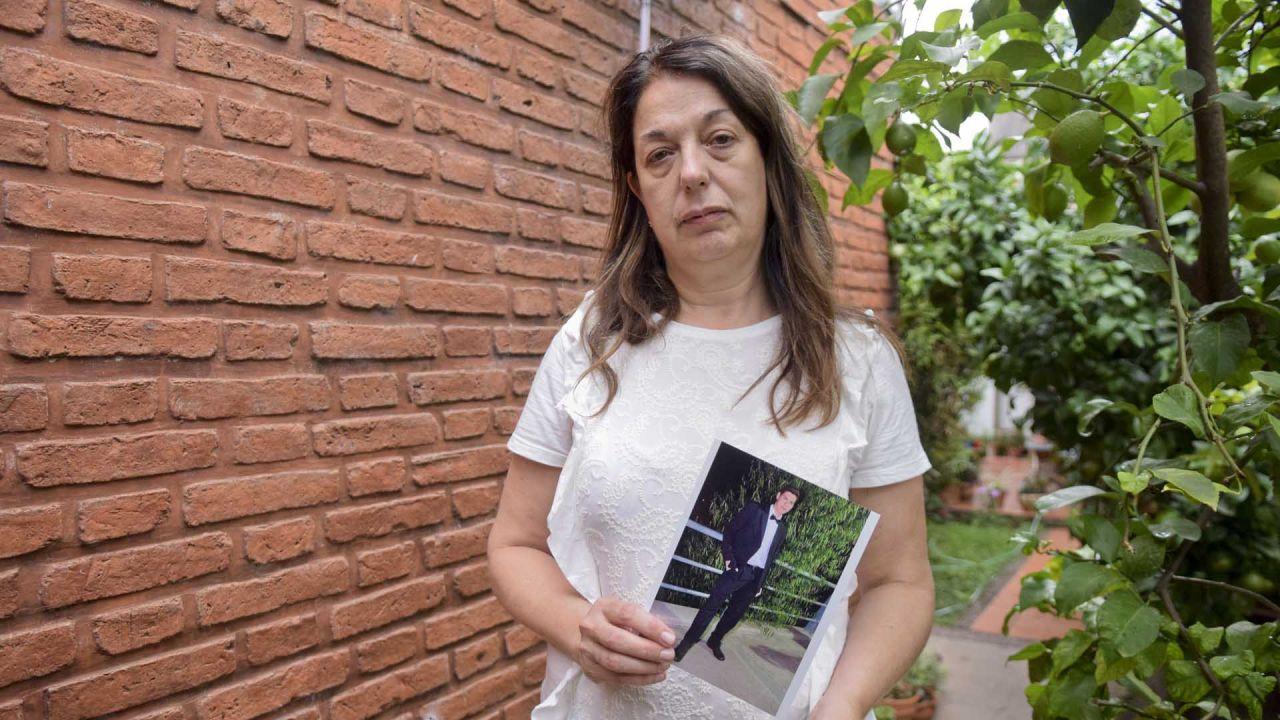 Marisa madre de Pablo Ventura | Foto:Marcelo Escayola