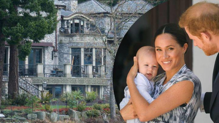 FOTOS | Así es la nueva casa del príncipe Harry y Meghan Markle
