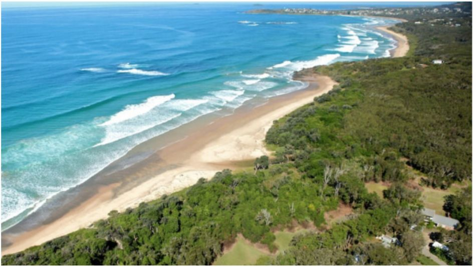mullaway beach australia 22012020