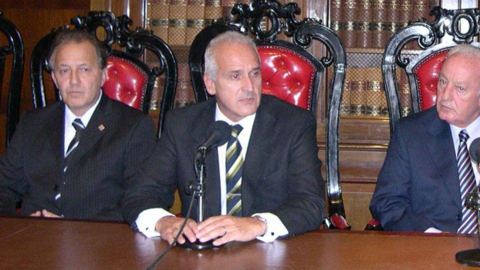 El abogado Carlos Alberto Cruz será el nuevo titular de la Unidad de Información Financiera.