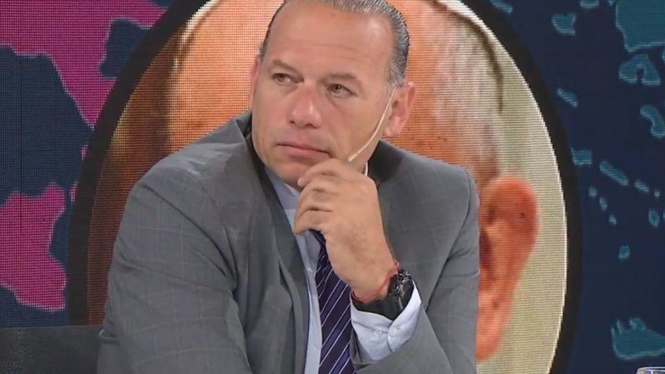 El secretario de Seguridad de la provincia de Buenos Aires, Sergio Berni.