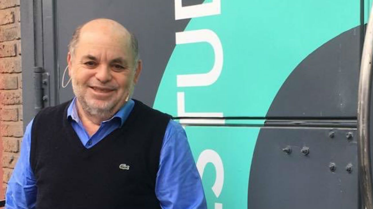 El periodista Raúl Kollmann.