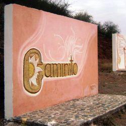 La letra del tango se inspiró en el camino rural de Olta, donde conoció a una mujer.
