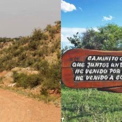 Si bien en Olta resalta este curioso sitio, quienes se acercan hasta aquí podrán disfrutar también del dique regional.