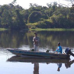 """La pesca con señuelos exige, entonces, cierta técnica que básicamente consiste es """"darle vida"""" al artificial."""