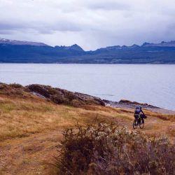 Impecable sendero para apreciar el hermoso paisaje.