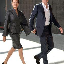 Brad Pitt y Angelina Jolie, se conocieron rodando una Película y despertó el divorcio con Aniston. od