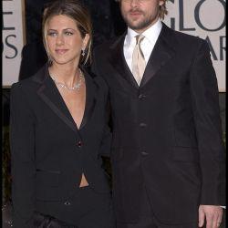 Jennifer Aniston y Brad Pitt, la historia de amor que tiene a Hollywood revolucionado
