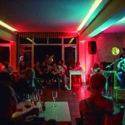 Velada musical en La noche de las ideas | Foto:Gentileza Diego Medina
