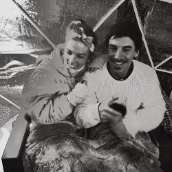 Las soñadas vacaciones de Juana Repetto junto a Toribio y su novio