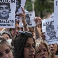 marcha por justicia | Foto:Juan Ferrari
