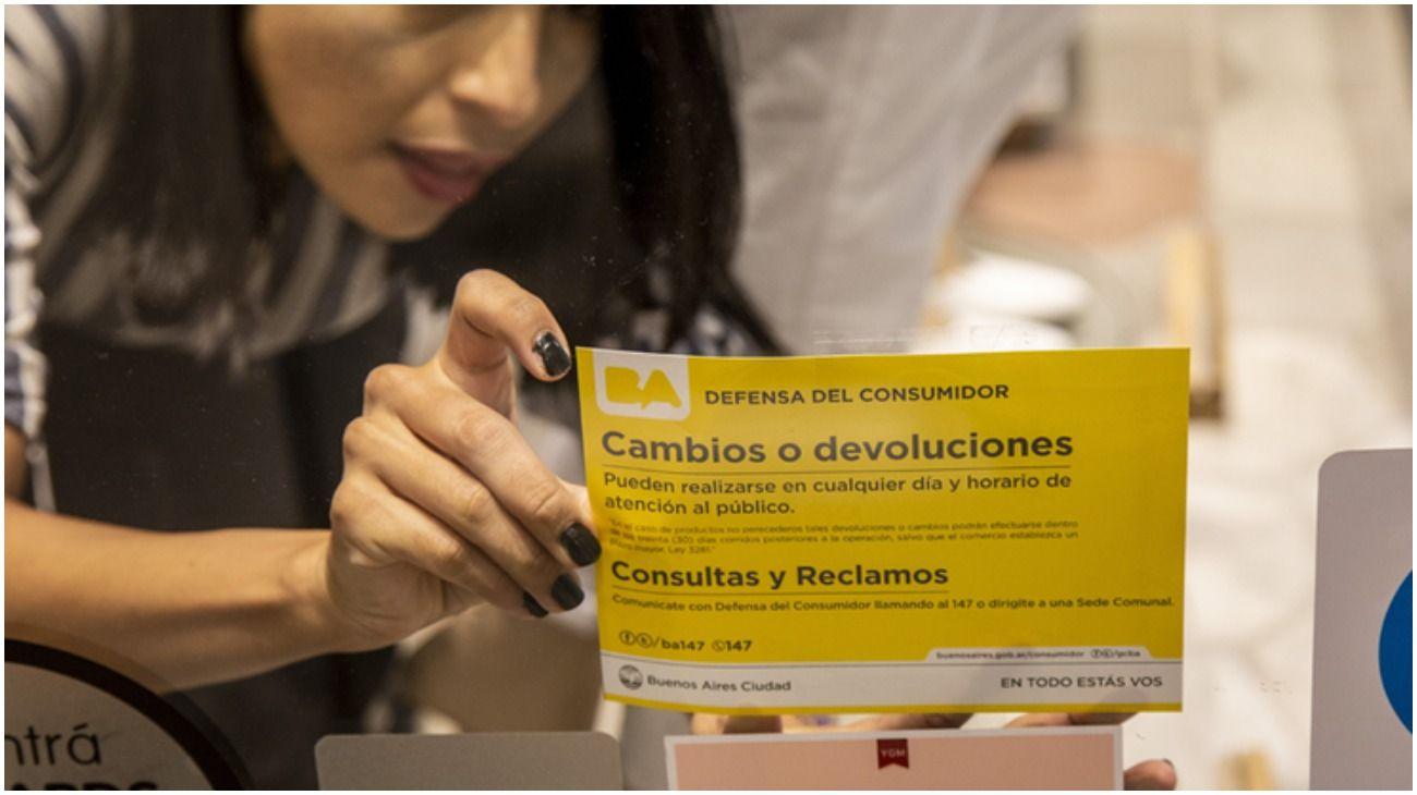 Defensa del Consumidor de la Ciudad de Buenos Aires.